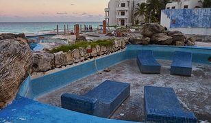 Meksyk - opuszczone hotele