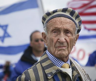Ocalały z Holokaustu Edward Mosberg: Niemcy powinni ponosić koszty utrzymania byłych obozów