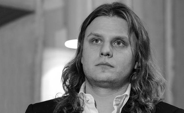"""Piotr Woźniak-Starak nie żyje. Joanna Racewicz: """"Tyle słów ciągle z każdej strony, a potrzebna cisza"""""""