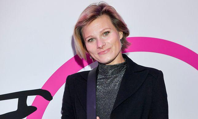 Anna Głogowska cieszy się z zaangażowania córki.