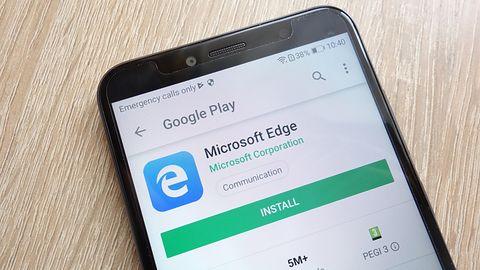 Najlepsza przeglądarka na smartfony to nie Chrome. Wyższe oceny zbiera Microsoft Edge