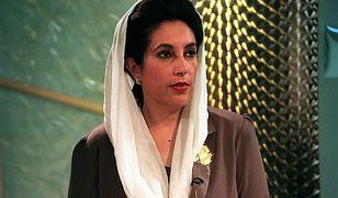 Benazir Bhutto - pierwsza kobieta, która stanęła na czele islamskiego państwa