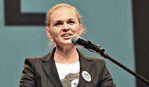 """Barbara Nowacka jest twarzą komitetu """"Ratujmy Kobiety 2017""""."""