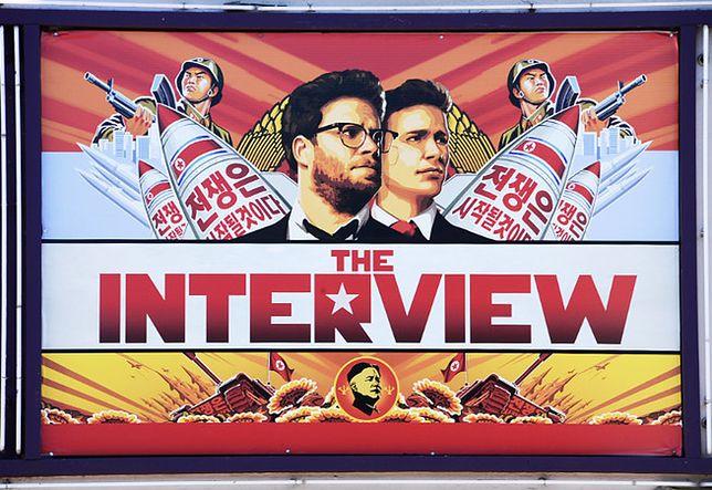 """Plakat filmu """"Wywiad ze Słońcem Narodu"""""""