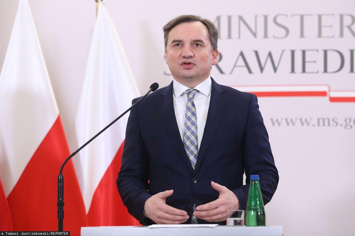 """Ziobro wniósł skargę nadzwyczajną do SN ws. wyroku dziennikarzy 'Wprost"""""""