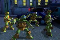 O, jeszcze jedna gra o Żółwiach Ninja. Tym razem w starym stylu