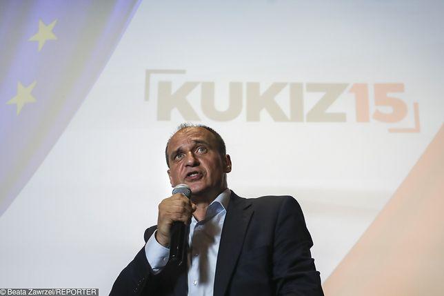 """""""Bandyckie stawki ZUS"""". Paweł Kukiz wzburzony. Składa projekt"""