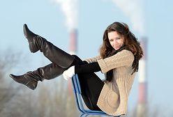 Jak wyglądać dobrze w płaskich butach? Pięć prostych rad
