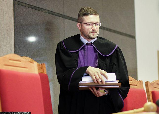Sędzia Paweł Juszczyszyn (zdj. arch.)