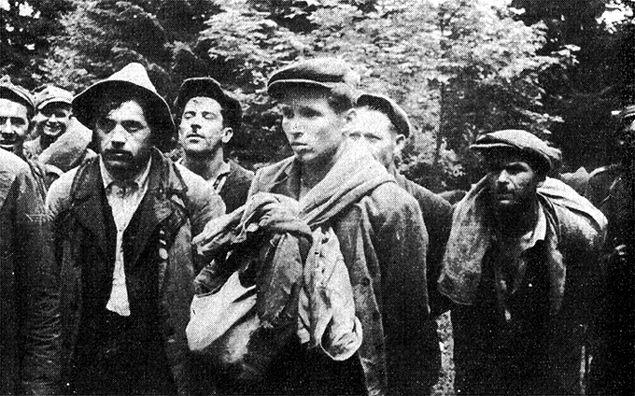 Zemsta na UPA. Polscy partyzanci zastrzelili 100 ludzi w odwecie za rzeź w Wiązownicy
