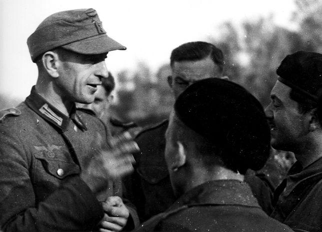 Polacy w armii niemieckiej podczas II wojny światowej