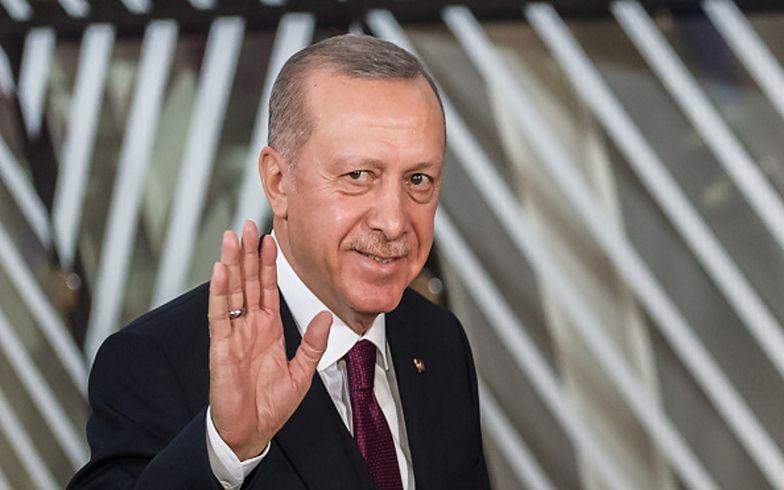 Prezydent Turcji wesprze Unię Europejską w walce z koronawirusem