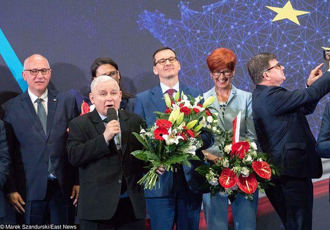 TYLKO W WP. Wybory do Parlamentu Europejskiego. Prawo i Sprawiedliwość z największym poparciem (Badanie)