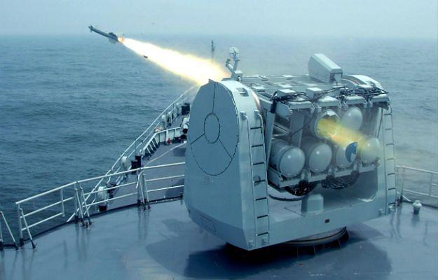Marynarka wojenna Chińskiej Armii Ludowo-Wyzwoleńczej
