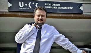 Prezes UOKiK Marek Niechciał zgodził się uchylić karę