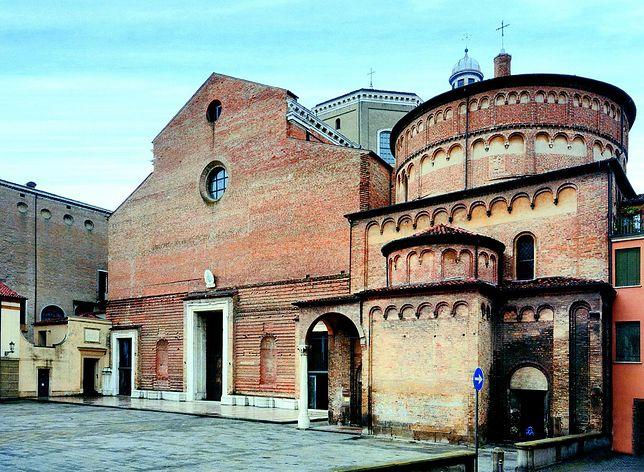 Katedra w Padwie, jednym z najbardziej znanych miast we Włoszech