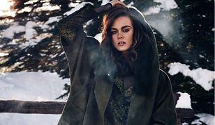 "Monika Jac Jagaciak w australijskim ""Harper's Bazaar"""