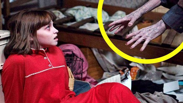 """Madison Wolfe w filmie """"Obecność 2"""""""