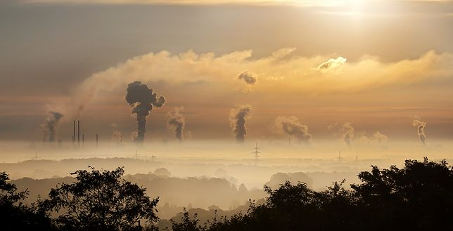 To nie mgły ani chmury, a trujący smog. W Polsce nawet powietrze chce cię zabić.