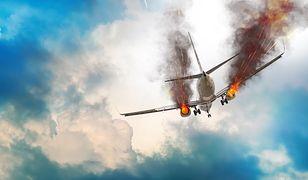 Katastrofa samolotu w w Demokratycznej Republice Konga
