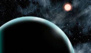 Wizualizacja egzoplanety