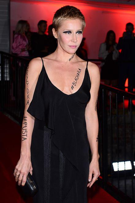 Katarzyna Warnke słynie z kontrowersyjnych stylizacji