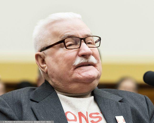 Lech Wałęsa zabrał głos po spotkaniu z wiceprezydentem USA