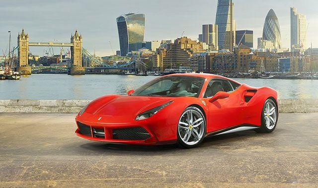 Fiat już nie jest właścicielem Ferrari