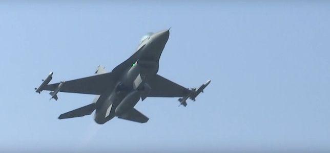 Zaginął tajwański myśliwiec F-16. Uziemiono całą flotę