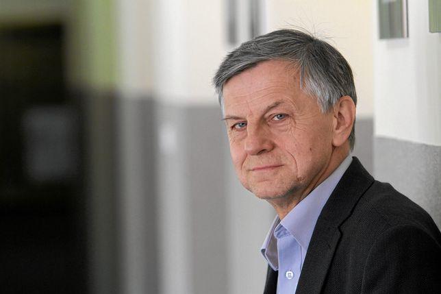 Prof. Zybertowicz uważa, że MaBeNa wzmocni przekaz pozytywny dla rządu PiS.