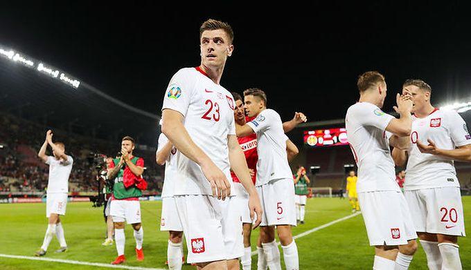 Znalezione obrazy dla zapytania reprezentacja polski euro 2020