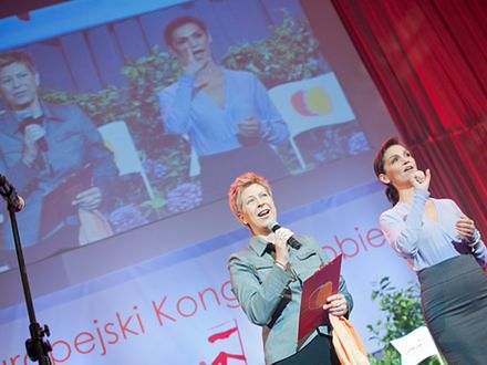 III Europejski Kongres Kobiet: kobiety do życia publicznego
