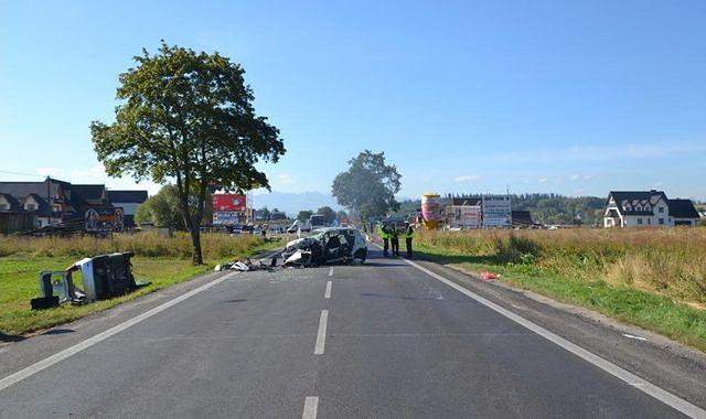 Tegoroczne wakacje dużo bezpieczniejsze na drogach od poprzednich