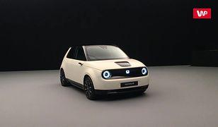 Honda e Prototype przed premierą – urocza jak koncept!