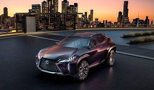 Tak będą wyglądały SUV-y przyszłości?