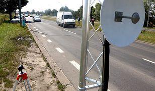 Odcinkowy pomiar prędkości: działają kolejne lokalizacje