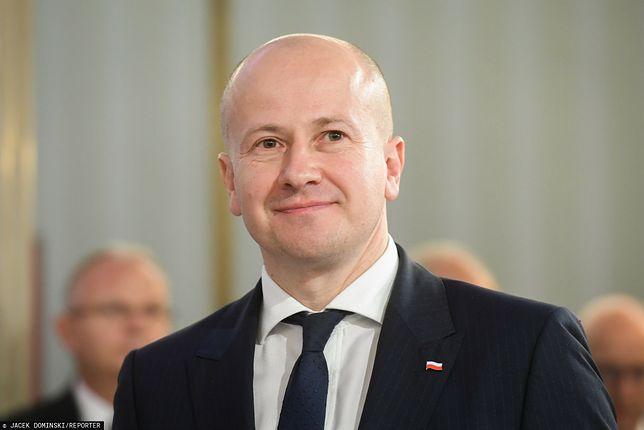 Bartłomiej Wróblewski, kandydat PiS na Rzecznika Praw Obywatelskich