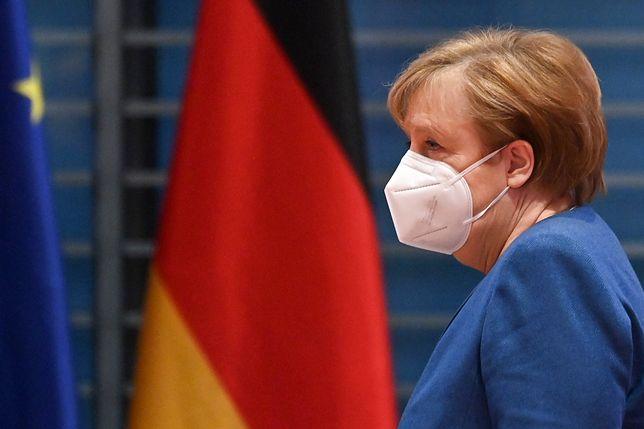 COVID w Niemczech. Angela Merkel ostrzegła, że pandemia koronawirusa potrwa jeszcze przez dłuższy czas