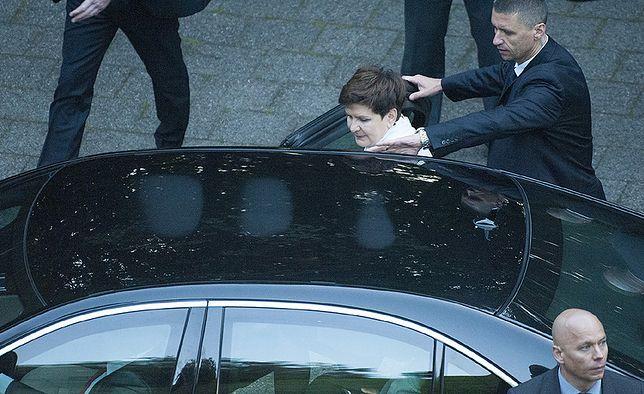 """""""Beatka się stukła"""". Nowe informacje w sprawie wypadku premier Szydło"""