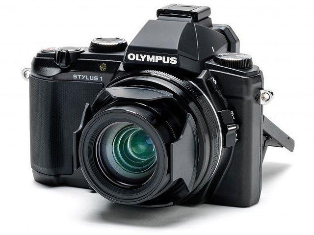 Olympus Stylus 1 - kompakt z wyższej półki