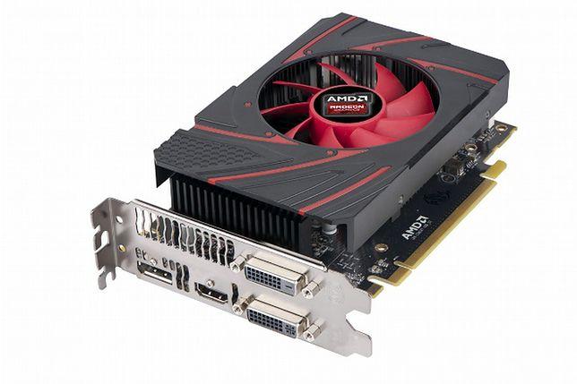 Nowe karty graficzne AMD: Radeon R7 240, R7 250 i R7 260X