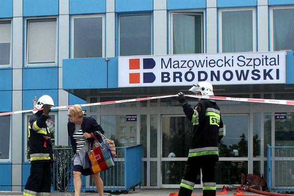 Ewakuacje w szpitalach, prokuraturach w Warszawie, Krakowie, Katowicach i Koszalinie