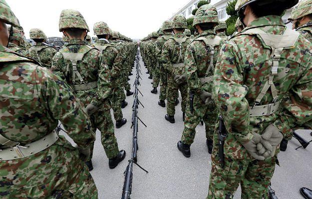 Japonia, wojsko