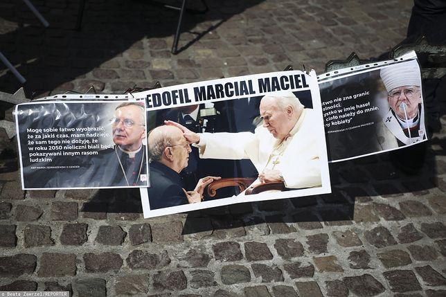 Echa skandalu w Legionie Christusa dotarły równeż do Polski.