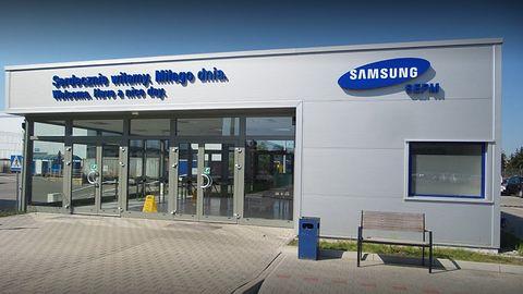 Samsung: stwierdzono COVID-19 u jednego z pracowników fabryki w Polsce
