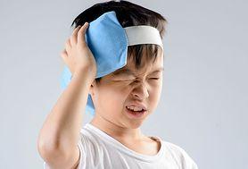 Urazy głowy u dzieci – kiedy udać się do lekarza?