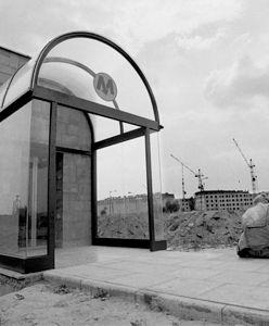 Warszawskie metro rodziło się w bólach. Tak wygląda jego historia