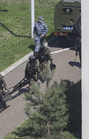 Atak terrorystyczny w Kazaniu