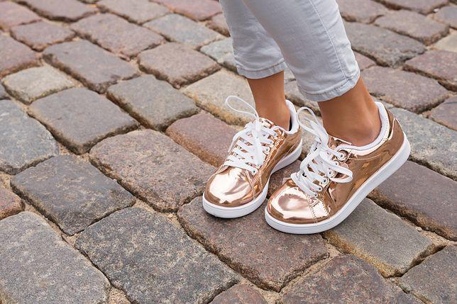 Damskie buty na wiosnę muszą być wygodne.