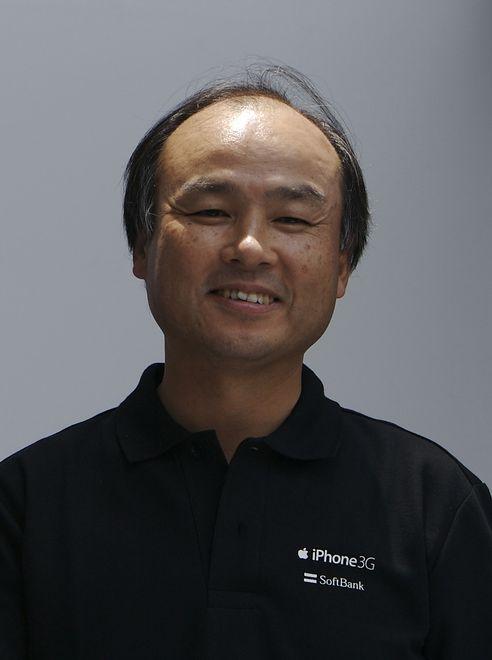 Masayoshi Son - swoimi wizjami przebija wszystkich w świecie technologii